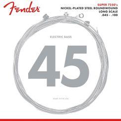 Fender 72505M 5-Snarige Basset voor Elektrische Basgitaar Medium (45-125) Nickel Plated Steel Roundwound Long Scale