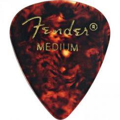 Fender 351 plectrum Medium Classic Celluloid - Per Stuk