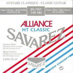 Savarez Alliance 540 ARJ - Mixed Tension snaren voor Klassieke Gitaar