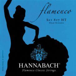 Basset Hannabach Flamenco 827 HT - High Tension bassnaren D / A / E