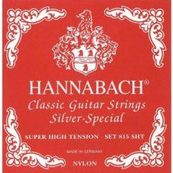 Basset Hannabach Special set 815 - SHT Super High Tension snaren D / A / E