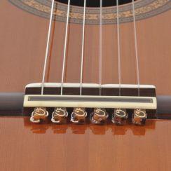 Amber Tiger Brown voor klassieke gitaar en flamencogitaar