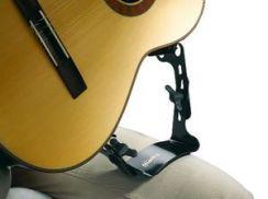 Ergoplay Troster ERPL-TR Gitaarsteun voor de klassieke gitaar - Kniesteun Extra Verstelbaar