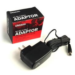 Adapter 9V D'Addario Planet Waves AC-DC 9 Volt Adapter