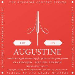 Augustine Red - Medium Tension snaren voor de klassieke gitaar AU-CLRD