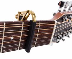 Shubb C3B Messing Capo voor 12-Snarige Akoestische en Elektrische gitaar