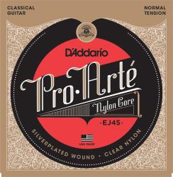 D'Addario EJ45 snaren voor Klassieke gitaar I Normal Tension set