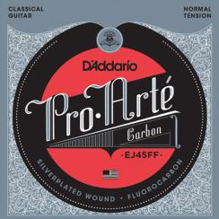 D'Addario Fluorocarbon EJ45FF Klassieke Gitaarsnaren Normale Spanning