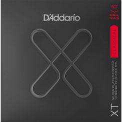 D'Addario XTC45 Silver Plated Copper Normal Tension - Normale Spanning voor de klassieke gitaar