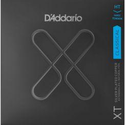 D'Addario XTC46 Silver Plated Copper Hard Tension - Hoge Spanning voor de klassieke gitaar