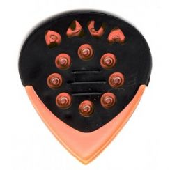 Dava Jazz Grip Poly Gel Plectrum - Per Stuk