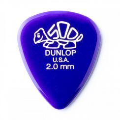 Dunlop Delrin 2.0mm Plectrum I Per Stuk