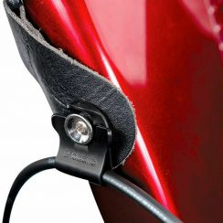 Dual-Lock Strap Locks D'Addario Planet Waves - Beveiligt zowel gitaarriem als gitaarkabel