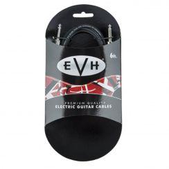 Gitaarkabel EVH Eddie Van Halen 6ft 1.8 meter Recht/Rechte Pluggen