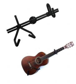 Ophangsysteem Muurbeugel voor Akoestische en Klassieke gitaar | Boston FC-560-A