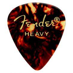 Fender 351 plectrum Heavy Classic Celluloid - Per Stuk