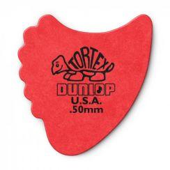 Dunlop Tortex Fin Plectrum 0.50mm - Per Stuk