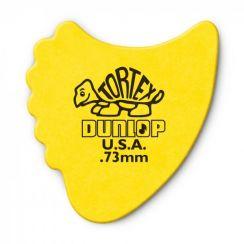 Dunlop Tortex Fin Plectrum 0.73mm - Per Stuk