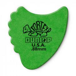 Dunlop Tortex Fin Plectrum 0.88mm - Per Stuk