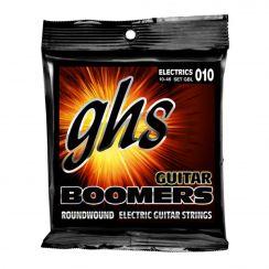 GHS Boomers (10-46) GBL Gitaarsnaren - Light snarenset voor de elektrische gitaar