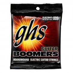 GHS Boomers (09-42) GXL Gitaarsnaren - Extra Light snarenset voor de elektrische gitaar