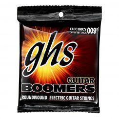 GHS Boomers (09-46) GBLC Gitaarsnaren - Custom Light snarenset voor elektrische gitaar