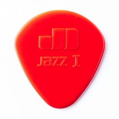 Dunlop Jazz I Plectrum 1.10mm Rood - Per Stuk