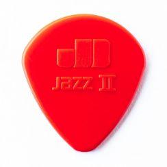 Dunlop Jazz II Plectrum 1.18mm Rood I Per Stuk