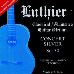 Luthier Set 30 Medium Hard Tension snaren