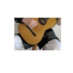 Concert Gitaarkussen + 2 losse Concertdoeken voor klassieke gitaar Model Size 4 (10 CM Hoog) - Matepis Concert Cushion for the classical guitarist