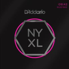 D'Addario NYXL0942 Snaren voor de Elektrische Gitaar (9-42) Super Light