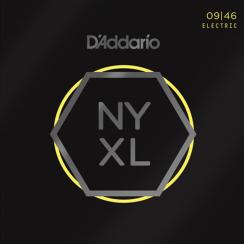 D'Addario NYXL0946 Snaren voor Elektrische Gitaar (9-46) Regular Light