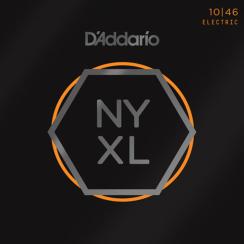 D'Addario NYXL1046 Snaren voor Elektrische Gitaar (10-46) Regular Light