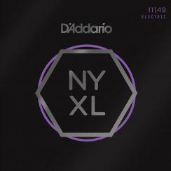 D'Addario NYXL1149 Snaren voor Elektrische Gitaar (11-49) Medium