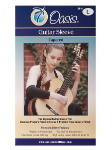 Oasis Armhoes Premium Guitar Sleeve Large - Bescherming voor de gitaar en arm