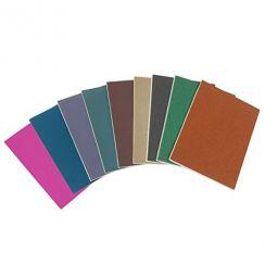 Micro Mesh Soft Pads Set - 9 stuks 7,5 cm x 5 cm I schuur-, polijst- en lakcorrectie, nagelvijl
