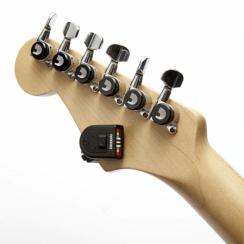 D'Addario Planet Waves PW-CT-12 Micro Headstock Tuner Clip On Stemapparaat I Voor gitaar en basgitaar