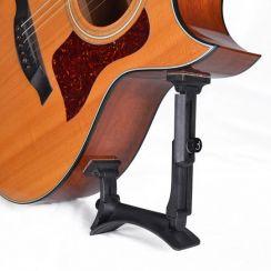SageWork Umbra Gitaarsteun voor Klassieke gitaar en Westerngitaar - Adjustable Magnetic Guitar Support Sagework Umbra Standard