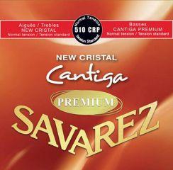 Savarez Premium New Cristal Cantiga - 510 CRP Standard Normal Tension snaren voor Klassieke Gitaar