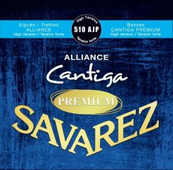 Savarez Premium Alliance Cantiga 510 AJP High Tension Klassieke snarenset