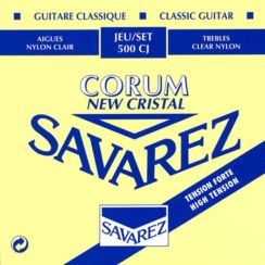 Savarez New Cristal Corum 500CJ - High Tension snaren klassieke gitaar