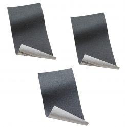 Micro Mesh Vellen Korrel 2400, 1800, 1500 I Set van 3 stuks (schuur-, polijst- en lakcorrectie, nagelonderhoud)