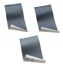 Micro Mesh Vellen Korrel 4000, 3600, 3200 I Set van 3 stuks (schuur-, polijst- en lakcorrectie, nagelonderhoud)