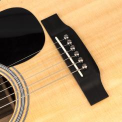 Titanium Brugpinnen voor Akoestische gitaar - D'Addario Planet Waves PWPS-13